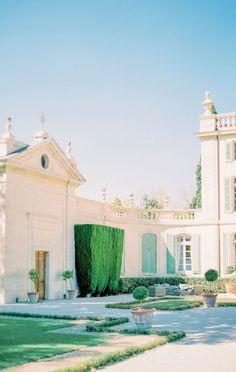 chateau de tourreau provence france French Chateau Wedding Inspiration, Beautiful Wedding Venues, Dream Wedding, Destinations, Dusty Rose Color, Scotland Castles, Travel Oklahoma, New York Travel, South Of France