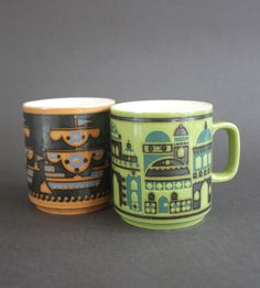 Hornsea pottery city scape mug john clappison mid century pottery in Healthy Food List, Healthy Eating For Kids, Kids Diet, How To Stay Healthy, Hornsea Pottery, Pottery Mugs, Maple Salmon, Modern Headboard, Acai Smoothie