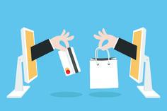 E-ticaret ile internetten para kazanma yönteminin bir kaç çeşidi mevcuttur. Günümüzde kıyafetten, gı