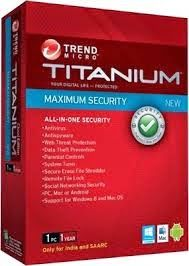 This antivirus is best for your pc Lotus Computer: TREND MICRO MAXIMUM SECURITY 1U 1Y ONLY @ 699/-