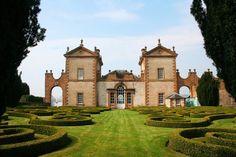 Country House and Garden in Hamilton Scotland