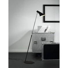 Nordlux Staande lamp Vanila - Zwart