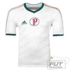 d54e4ce7b1f78 Camisa Adidas Palmeiras II 2014 - Fut Fanatics - Compre Camisas de Futebol  Originais Dos Melhores Times do Brasil e Europa - Futfanatics
