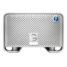 G-Technology 8TB G-RAID Thunderbolt Hard Drive  http://store.apple.com/xc/product/H8250ZM/A