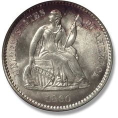 Heritage Auctions - - Liberty Seated with Legend. Coin Auctions, World Coins, Rare Coins, Coin Collecting, Liberty, Political Freedom, Freedom