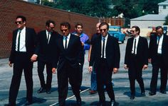 Reservoir Dogs Reunion: Quentin Tarantino Says Wes Craven Walked Out of His Mafioso Masterpiece