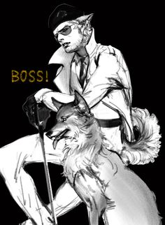 """In a japanese version of TPP (I played japanese one) in helicopter after Phantom limbs mission Kaz says """"I've become a dog"""". As you wish, Kaz.A little bit of dogeplay before going to bed. - credit to f0rzashing.tumblr.com"""