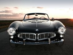 BMW 507 Roadster - This car needs a driver ;)