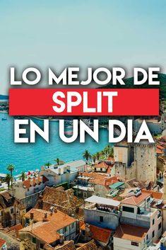 Los mejores lugares para visitar en Split Surf, Travel Blog, Koh Tao, Movies, Movie Posters, Popular, Travel Tips, Surfing, Films