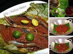 Resipi Pes Ikan Bakar Yang Sedap Dan Mudah Disediakan Boleh Cuba Untuk Buka Puasa Makanan Resep Seafood Resep Makanan