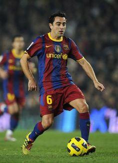Fc Barcelona, Barcelona Football, Xavi Hernandez, Camp Nou, Football Mexicano, Pep Guardiola, Soccer Stars, World Football, Sport Man