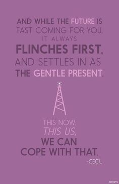 Welcome to Night Vale quote