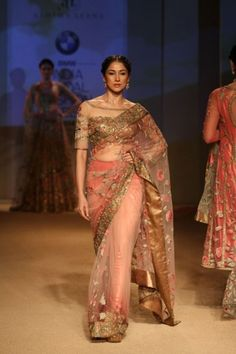 India Bridal Fashion Week 2014 | Ashima & Leena