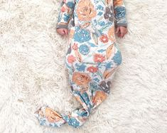 baby girl coming home outfit, love the patterns