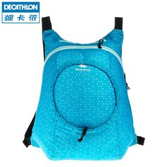 dde9fae216 Decathlon Folding Backpack Outdoor Men And Women Skin Pack 15L Portable  Storage Travel Bag Quechua-