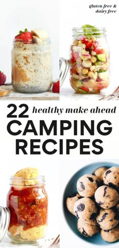 22 Make-Ahead Healthy Camping Recipes | Nutrition in the Kitch