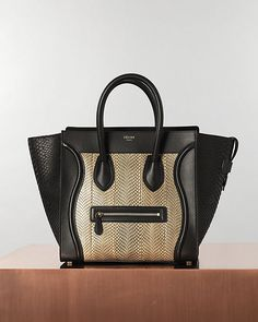 #Celine beautiful luggage bag #spring203 collection CÉLINE fashion and luxury leather goods 2013 Spring - Luggage - 21