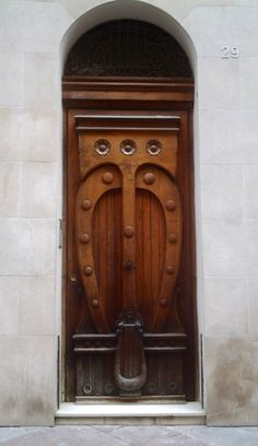 #Doors from around the world inspirational ideas for your #renovation project - Alicante, Valencia, Spain http://www.myrenovationstore.com Please Repin - Thank You:)