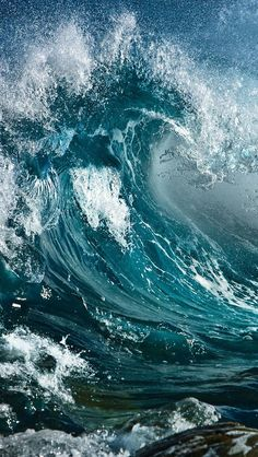 No Wave, Waves Photography, Nature Photography, Sea Storm, Ocean Wallpaper, Surfing Pictures, Sea Waves, Surf Art, Wild Nature
