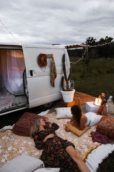 Campers are going to be able to take a seat in the chairs although you can't. This camper is ideal to secure you in the beach mood. Happier Camper adds some nostalgia by using their travel trailers with a distinctly… Continue Reading → Van Life, Adventure Awaits, Adventure Travel, Van Living, Summer Goals, Summer Bucket Lists, Camping Car, Camping Ideas, Glamping