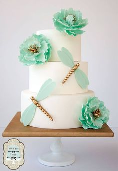 Featured Wedding Cake: Mira que tarta; Unique Wedding Cake Inspiration. To see more: http://www.modwedding.com/2014/07/04/unique-wedding-cake-inspiration/ #wedding #weddings #wedding_cake Featured Wedding Cake: Mira que tarta