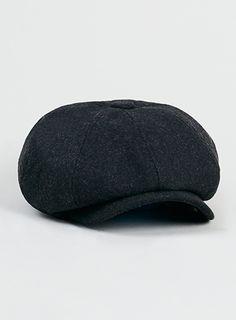 a0a88635ac94 Grey Melton Baker Boy Hat Baker Boy Hat Men, Free Uk, Men s Clothing,