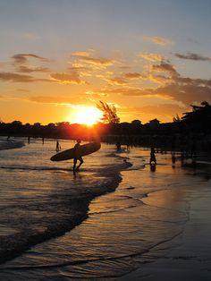 Sunset in Búzios // Brazil www.portobay.com