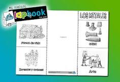 Lapbook de la Edad de los Metales