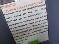 ok Taxi Driver, Philippines, Funny, Funny Parenting, Hilarious, Fun, Humor