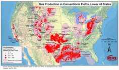 South Dakota Oil Map | Maps: Exploration, Resources, Reserves, and Production - Energy ...