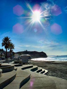 Lovely Avila Beach, California