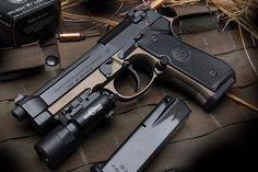 FDE M9A1 9mm