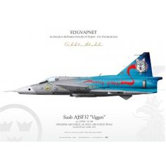 "Saab AJSF37 ""Viggen""  'Akktu Stakki' IK-157"