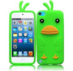 Ipod Touch 5th Generation SILICONE SKINS & SILICONE CASES,FREE ... www.cellularfactory.com