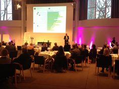 MPS Prewisen toimitusjohtaja Iiro Pohjanoksa Dave Ulrich -seminaarissa (9.-10.2.2015) Finlandia-talolla puhumassa mm. Talent Managementista.