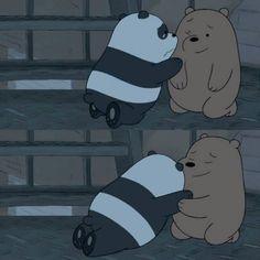 Moon I miss you sweetheart 💙☹ Cute Panda Wallpaper, Bear Wallpaper, Wallpaper Iphone Cute, Disney Wallpaper, We Bare Bears Wallpapers, Panda Wallpapers, Cute Cartoon Wallpapers, Funny Panda Pictures, Panda Funny