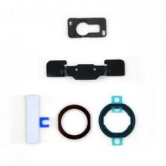 4 In 1 Home Button With Holder Repair Replacement Parts For iPad Air iPad 5 - just CA$8.99  http://bit.ly/1jddbLQ