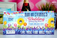 The couple from Galway, Ireland got in touch with Wedfest looking for some amazing festival style wedding stationery for their festival wedding Wedding Invitations Ireland, Wedding Stationery, Festival Style, Festival Wedding, Wedding Shoot, Wedding Ideas, Irish Festival, Galway Ireland, Save The Date