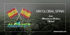 This is how to join AIM Global Spain and become a member of Alliance in Motion Global. Becoming a member of AIM Global will let you earn in 6 ways.