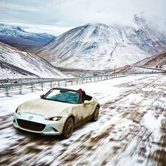 The art of looking imperfectly perfect. #mazda #newmx5 #allnewmx5 #roadster…