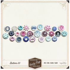 Buttons 33