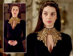 Inspire-se nos looks da Mary Stuart Reign Dresses, Royal Dresses, Gala Dresses, Mary Stuart, Reign Mary, Reign Fashion, Pakistani Fashion Casual, Medieval Clothing, Looks Chic