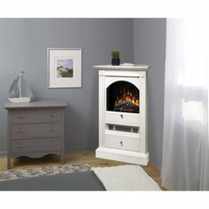 Small Corner Electric Fireplaces | ... Gel Fuel Fireplaces, Buy White Electric Fireplace and Corner Fireplace