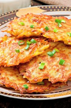 Low FODMAP Recipe and Gluten Free Recipe - Potato pancakes      http://www.ibs-health.com/low_fodmap_potato_pancakes.html