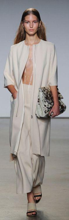 Sally LaPointe Spring 2016 ~ New York Fashion Week