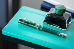 Visconti Northern Lights fountain pen