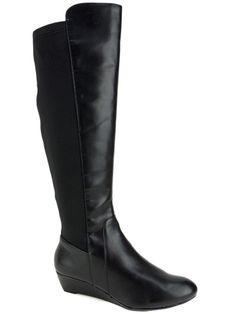 Jessica Simpson Women's Joline Knee High Boots Black Size 8.5 M #JessicaSimpson #KneeHighBoots #Dress