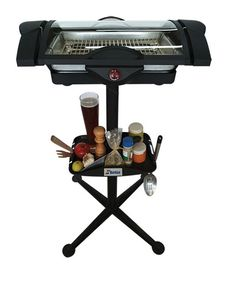 Aesthetic design barbeque Crystal Cover Serton