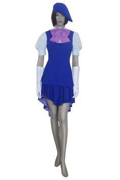 Macross Frontier Sheryl Nome Cosplay Costume