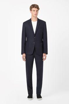COS | Wool flannel blazer